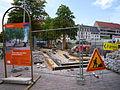 Strasbourg travaux aménagement Allée des Justes.JPG
