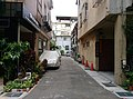 Street in North District Taichung 02.jpg