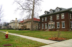 Arden Park–East Boston Historic District - Image: Street scene in Arden Park East Boston