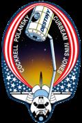 Mission emblem STS-98