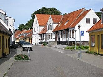 Stubbekøbing - Stubbekøbing, Falster