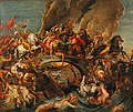 Studio of Peter Paul Rubens - The Battle of the Amazons.jpg