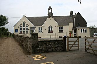St Wenn - St Wenn Primary School