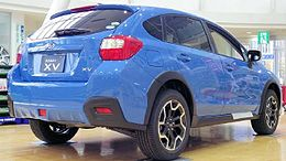 Subaru XV 2.0i-L EyeSight GP7 Rear.jpg