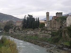 Subbiano - Panorama of Subbiano