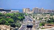 Suez canalst-Alexandria, Egypt