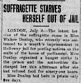 Suffragette starves herself out of jail.jpg