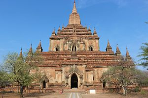 Sulamani Temple - Sulamani Temple