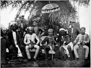 North Borneo dispute - Sultan of Sulu and Suite