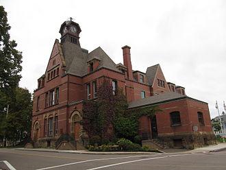 Summerside, Prince Edward Island - Summerside City Hall