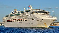 Sun Princess, Fremantle, 2016 (08).JPG