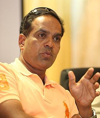 Rajyotsava Awards (2005) - Sunil Joshi