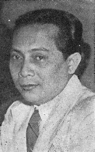 Sutan Sjahrir - Image: Sutan Sjahrir, Pekan Buku Indonesia 1954, p 246