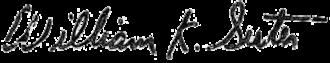 William K. Suter - Image: Suter signature