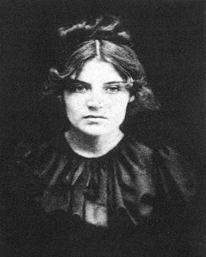 Suzanne Valadon - Valadon as a young woman