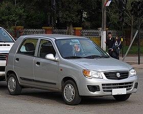 Suzuki Alto - Wikipedia