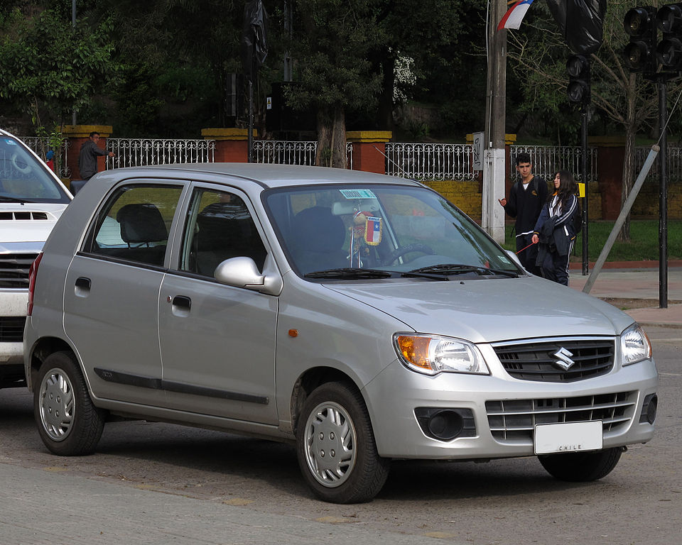 Suzuki Svsilver