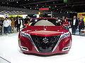 Suzuki Concept Kizashi Front01.JPG