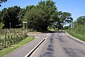 Swathwick Lane junction with Watson Lane - geograph.org.uk - 207985.jpg