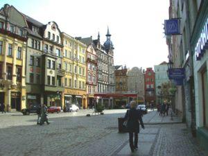 Schweidnitzer Altstadt