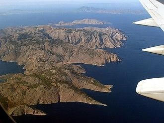 Symi - Image: Symi island in Greece