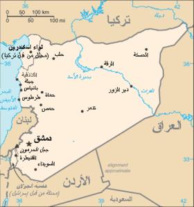 سوريا الحضارات والأديان المتجدد التاريخ الطبيعة 280px-Syr_map.PNG
