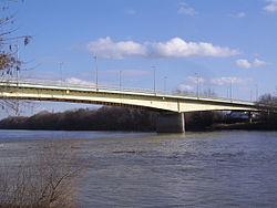 Szeged Új híd újszegedi oldal.JPG