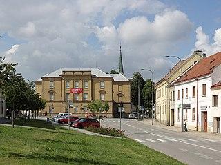 Třešť,  Vysočina, Czechia