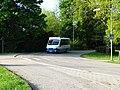 Třeboň, Jiráskova, autobus Stratos LE 37 dopravce GW BUS (01).jpg