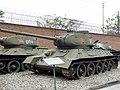 T-34-85 at Jianchuan Museum.jpg