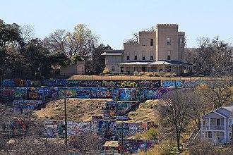 Keep Austin Weird - Image: TMI castle austin 2014