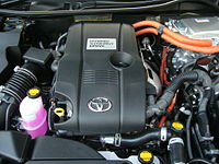 TOYOTA 2AR-FSE Engine with THSⅡ.JPG
