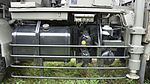 TRDI Chu-SAM(Launcher Unit,Prototype) Fuel tank at JGSDF Camp Aonohara June 5, 2016.jpg