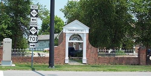 Tabor City chiropractor