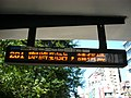 Taipei United Bus LED route board by AsiaTek.jpg