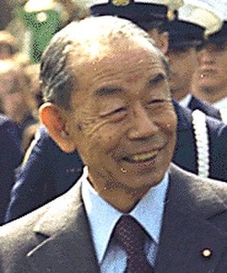 Takeo Fukuda - Fukuda in March 1977