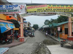 Talavera, Nueva Ecija - Public market and stores
