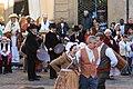 Tambourinaires à la procession des rois mages à Aix.jpg