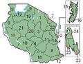 Tanzania Provincies.png