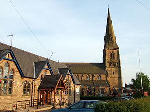 Tarleton - Image: Tarleton Holy Trinity