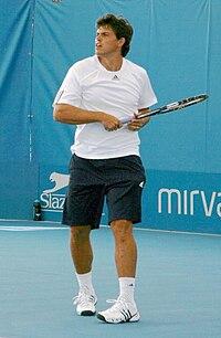 Taylor Dent at the 2009 Brisbane International.jpg