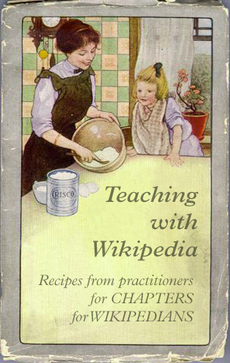 Teaching with Wikipedia cookbook.png