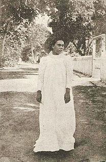 Tahitian queen