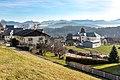 Techelsberg Sankt Martin Neubau vom Gemeindeamt Volksschule 08122019 7629.jpg