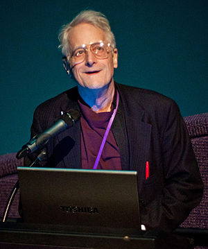 Ted Nelson - Ted Nelson, speaking at the Tech Museum of Innovation in 2011