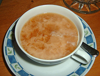 East Frisia - A cup of East Frisian tea with cream