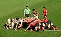 Teikyo University vs Keio University 02.JPG