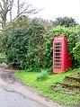 Telephone box, Iping - geograph.org.uk - 1271122.jpg