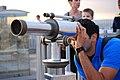 Telescope of the Arc de Triomphe 2007.jpg