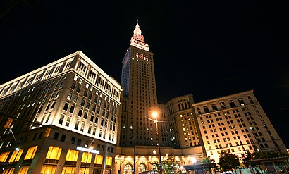 How to get to Jack Cleveland Casino in Cleveland by Bus or